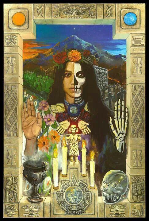 La Llorona, de oude godin van wijsheid en de rebozo