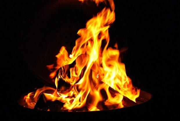 Vuur, vergeef me…